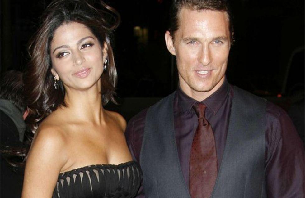 Matthew McConaughey : il se lâche aux Country Music Awards !