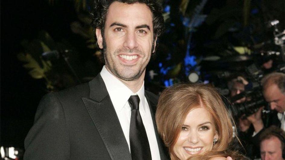 Sacha Baron Cohen et Isla Fisher bientôt parents ?