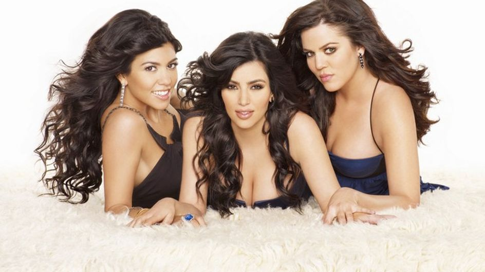 Kim Kardashian et ses sœurs écrivent sur l'amour !