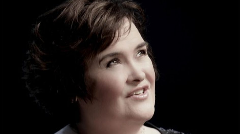 Susan Boyle : elle prépare sa bio !