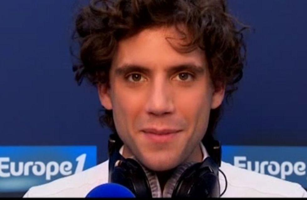 Mika animateur sur Europe 1 !