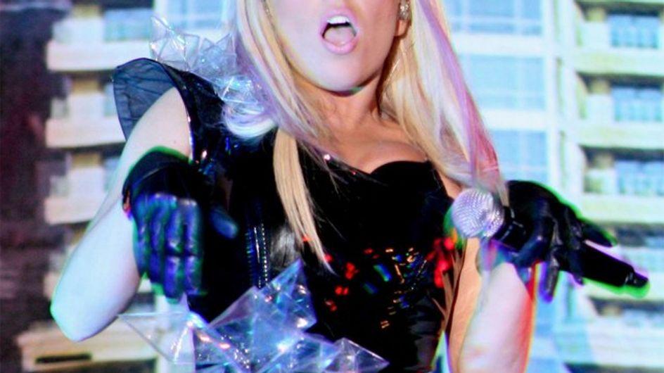 Lady Gaga : même en tournée, elle bosse sur son prochain album !