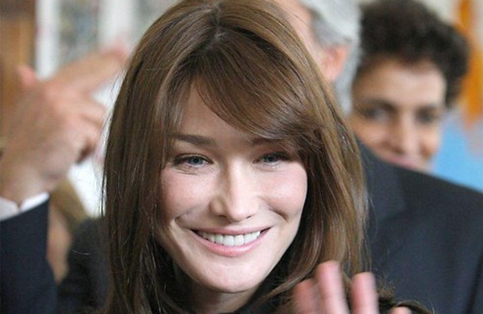 Carla Bruni-Sarkozy confirmée à l'affiche du prochain Woody Allen !
