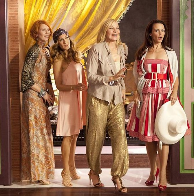 Sarah Jessica Parker et ses copines se mettent à la chanson !