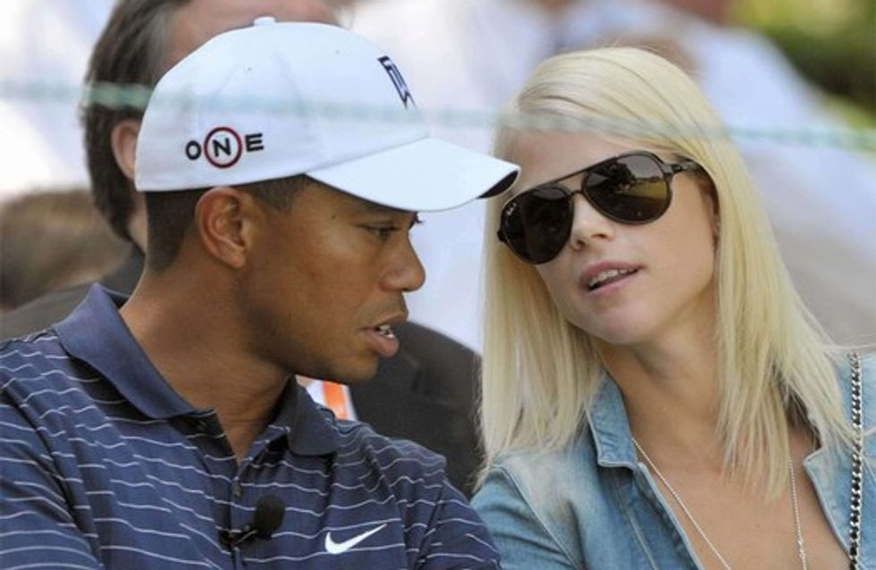 Tiger Woods : sa femme veut prendre son temps pour le divorce