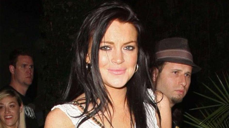 Lindsay Lohan : son père débarque chez elle avec la police !