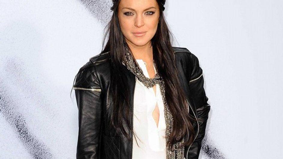 Lindsay Lohan soupçonnée de vol !