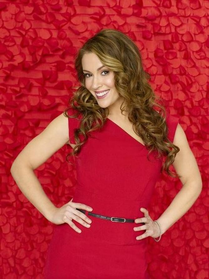 alyssa milano warner bros tv