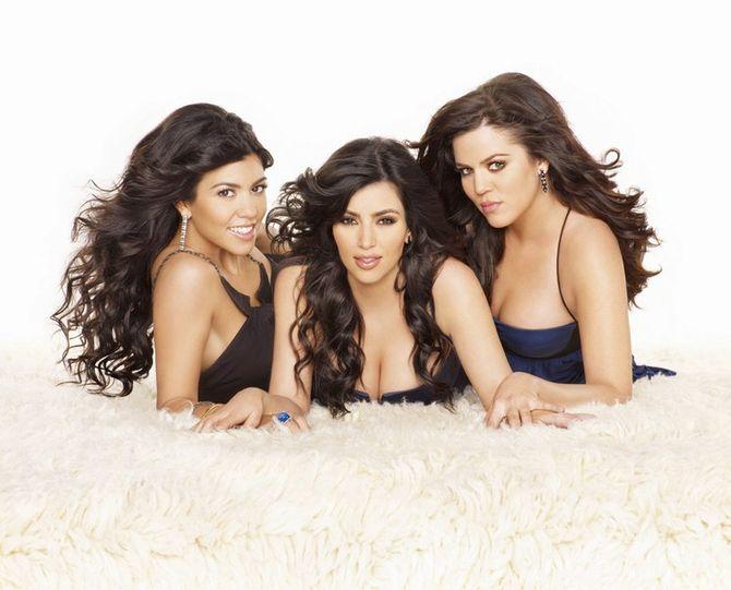 soeurs kardashians e entertainment