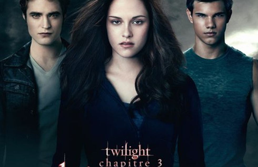 Découvrez la nouvelle bande-annonce de 'Twilight 3' !