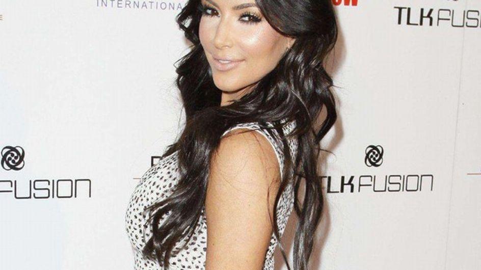 Kim Kardashian jalouse de sa sœur Kourtney !