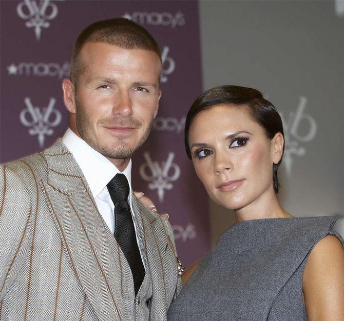 victoria david Beckham sipa