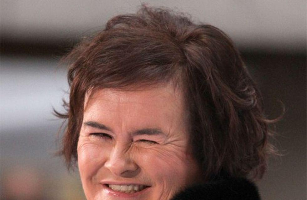 Susan Boyle bientôt devant le Pape ?