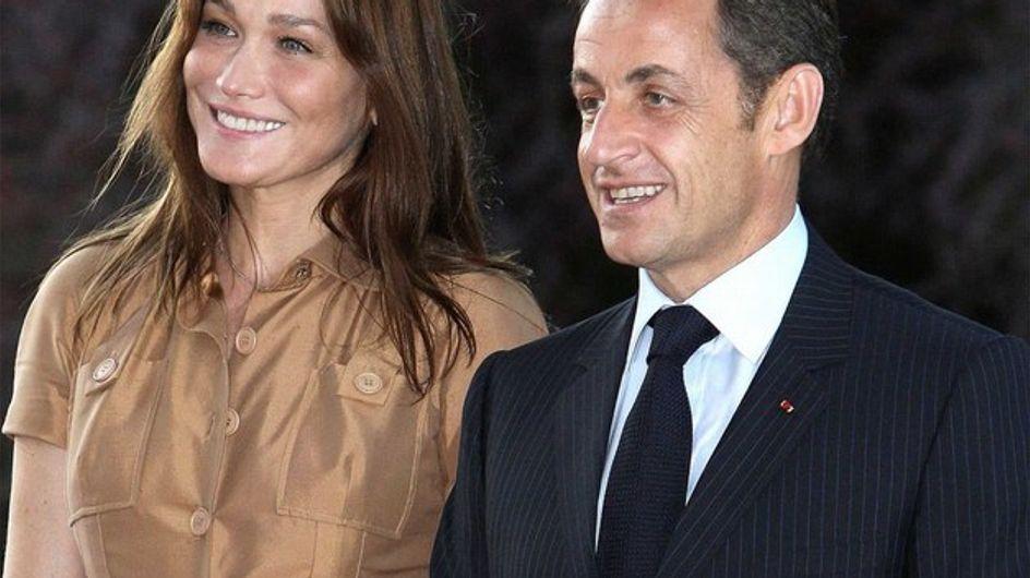 Une pub allemande se moque du couple Carla Bruni-Nicolas Sarkozy !