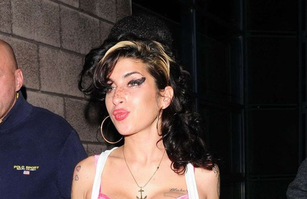 Amy Winehouse : de retour aux urgences !