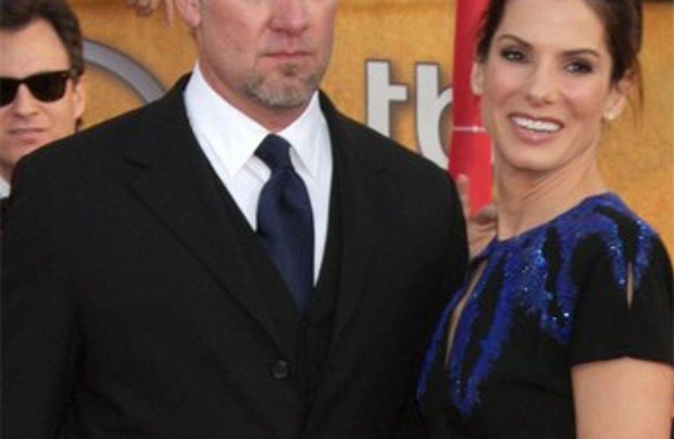 Sandra Bullock : la réaction de son mari à leur divorce