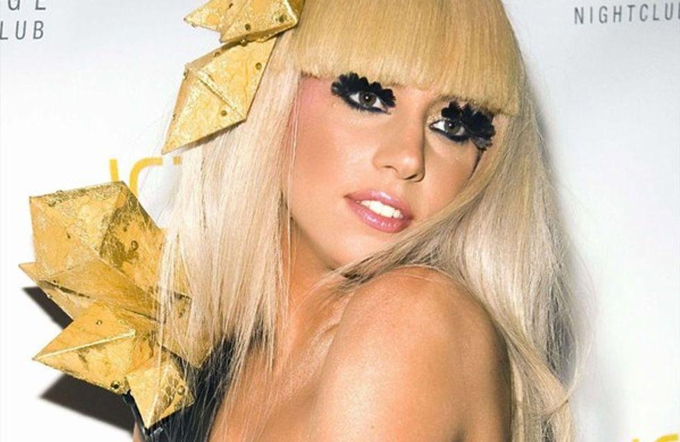 Lady Gaga élue star la plus influente de 2010 !
