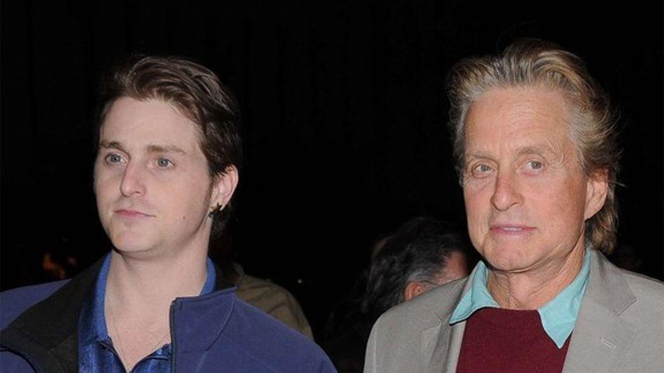 "Michael Douglas pense que la prison va ""sauver"" son fils !"
