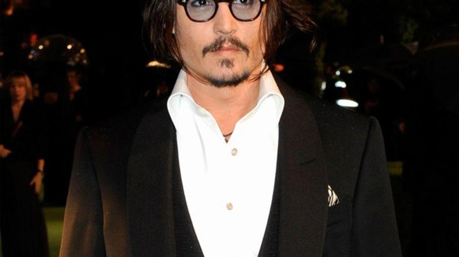 Johnny Depp sauve la vie de l'un de ses amis !