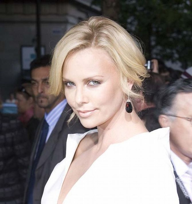 charlize theron sony