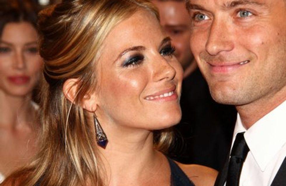 Jude Law et Sienna Miller : leur première sortie officielle en couple !