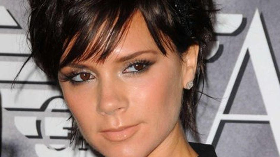 Victoria Beckham élue star la plus glamour du monde