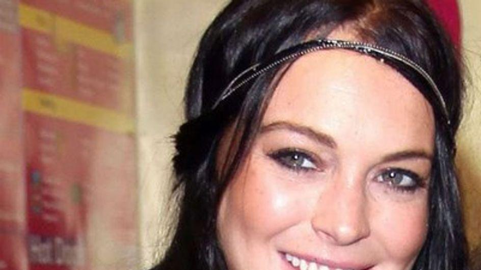 Lindsay Lohan reconvertie en actrice de porno !