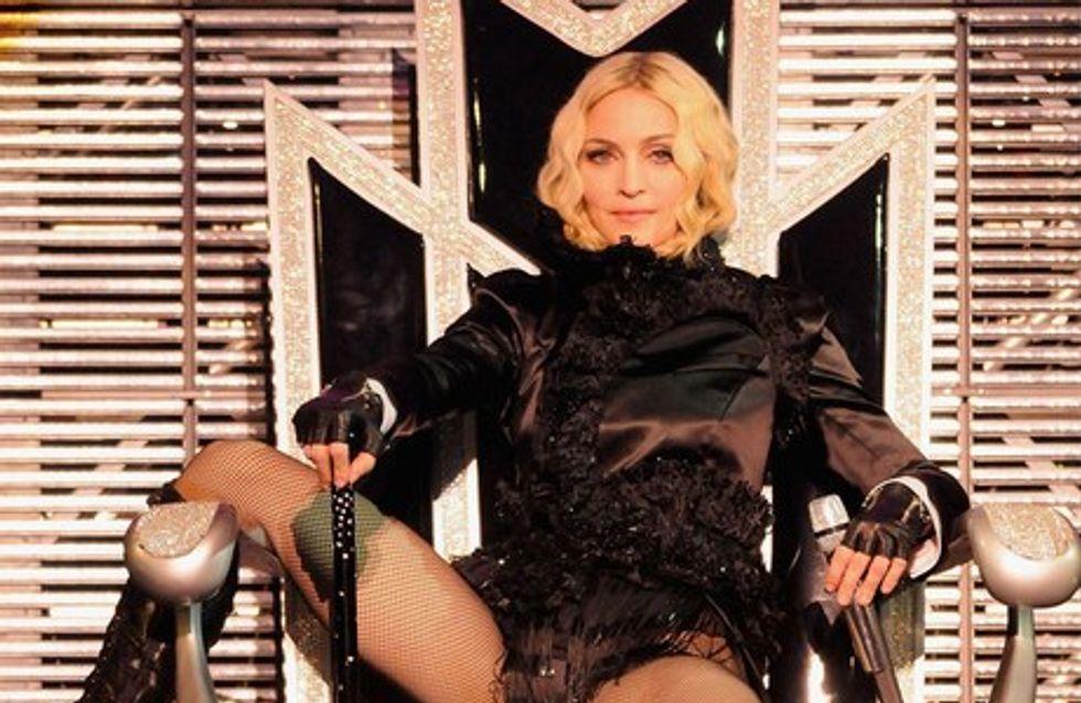 Madonna : elle arrête la musique pour se consacrer au cinéma !