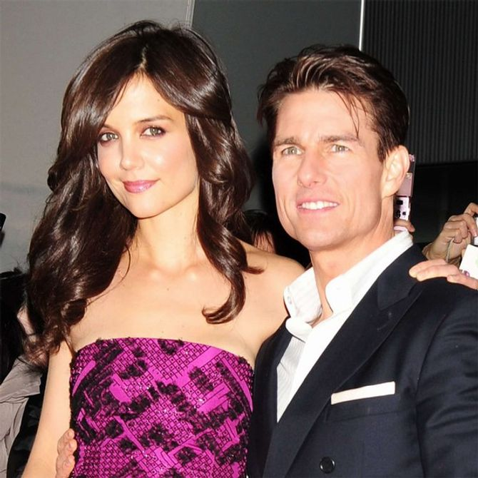 Katie Holmes Tom cruise sipa