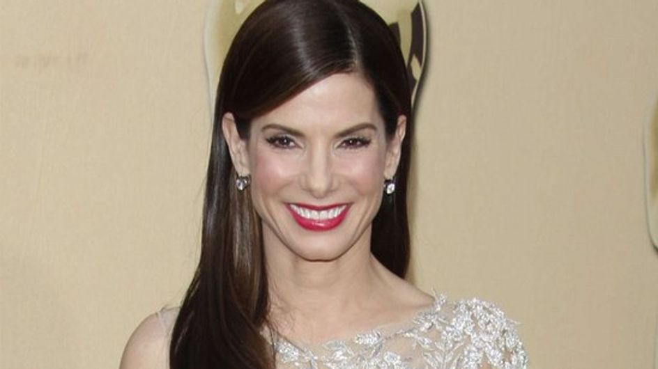 "Sandra Bullock élue ""maman célibataire la plus sexy"" !"