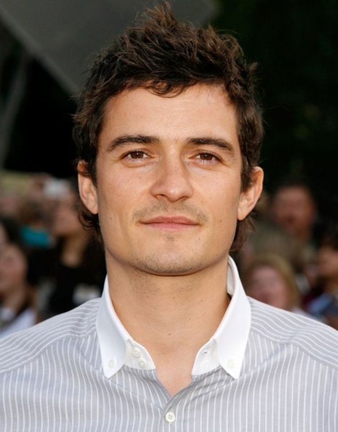 orlando bloom disney