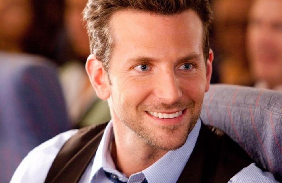 Bradley Cooper : des ados lui piquent ses sous-vêtements !