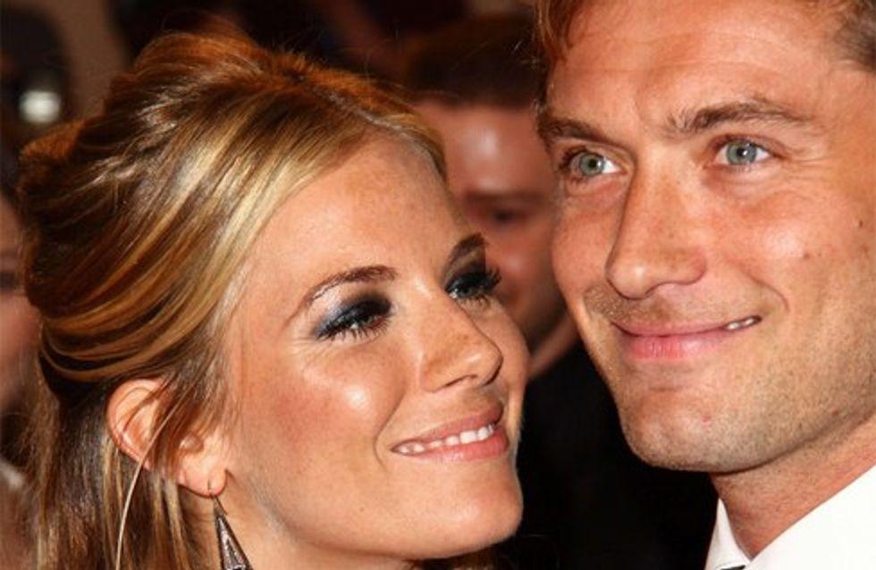 Jude Law et Sienna Miller : amoureux au cinéma ?