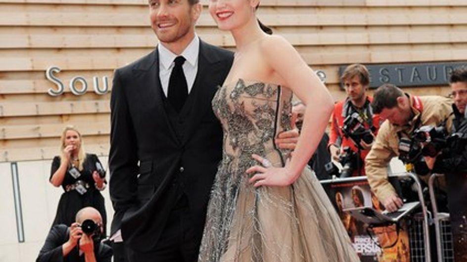 Gemma Arterton joue les princesses au bras de Jake Gyllenhaal !