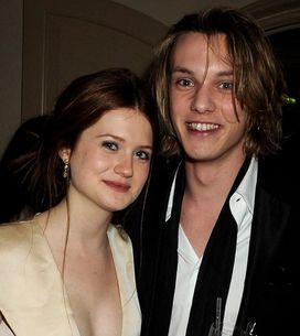 Bonnie Wright et Jamie Campbell Bower fiancés !