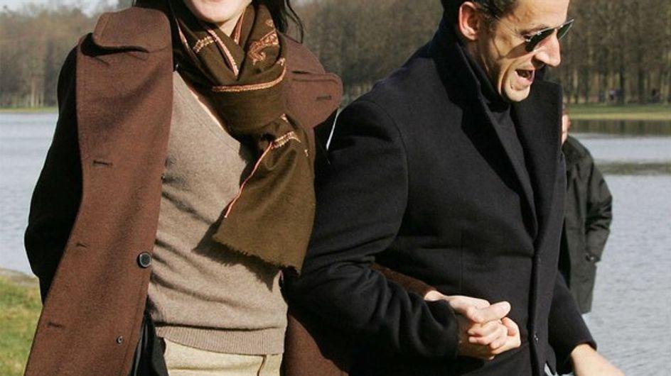 Carla Bruni et Nicolas Sarkozy : un câlin avant un rendez-vous officiel ?