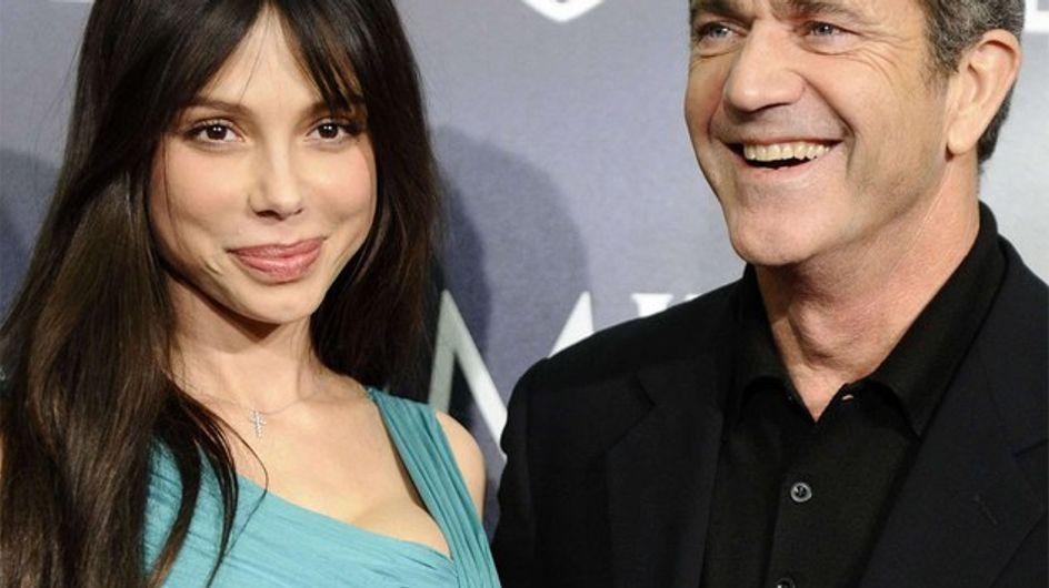"""L'ex-compagne de Mel Gibson : """"Il ne m'a pas trompé !"""""""