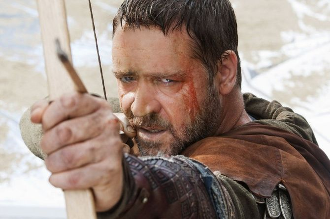 russell crowe Universal Pictures