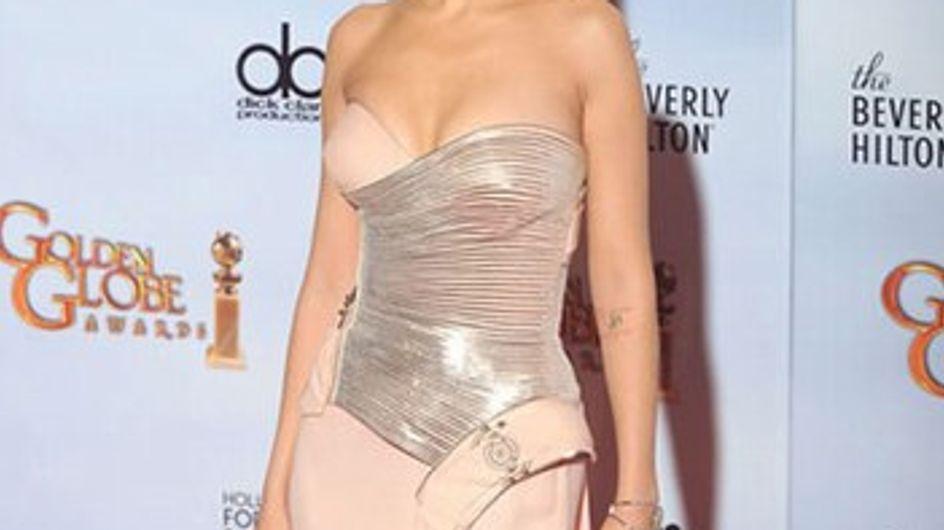 "Christina Aguilera se dénude pour ""GQ"""