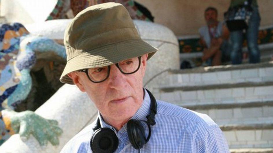 """Woody Allen : """"J'ai écrit un rôle sur-mesure pour Carla Bruni-Sarkozy"""""""