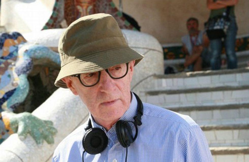 Woody Allen : J'ai écrit un rôle sur-mesure pour Carla Bruni-Sarkozy