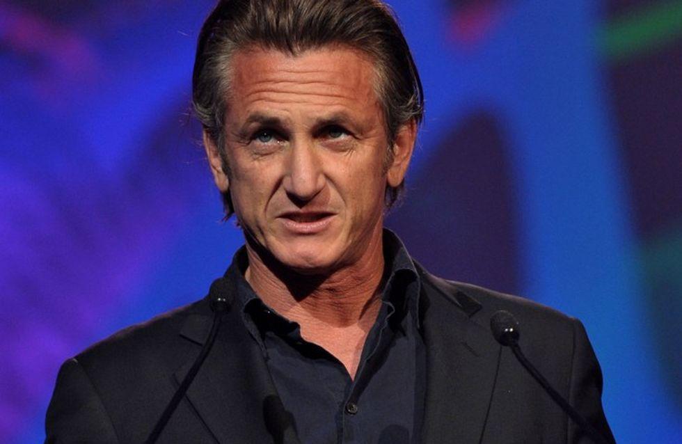 Sean Penn, condamné, va devoir apprendre à gérer sa colère