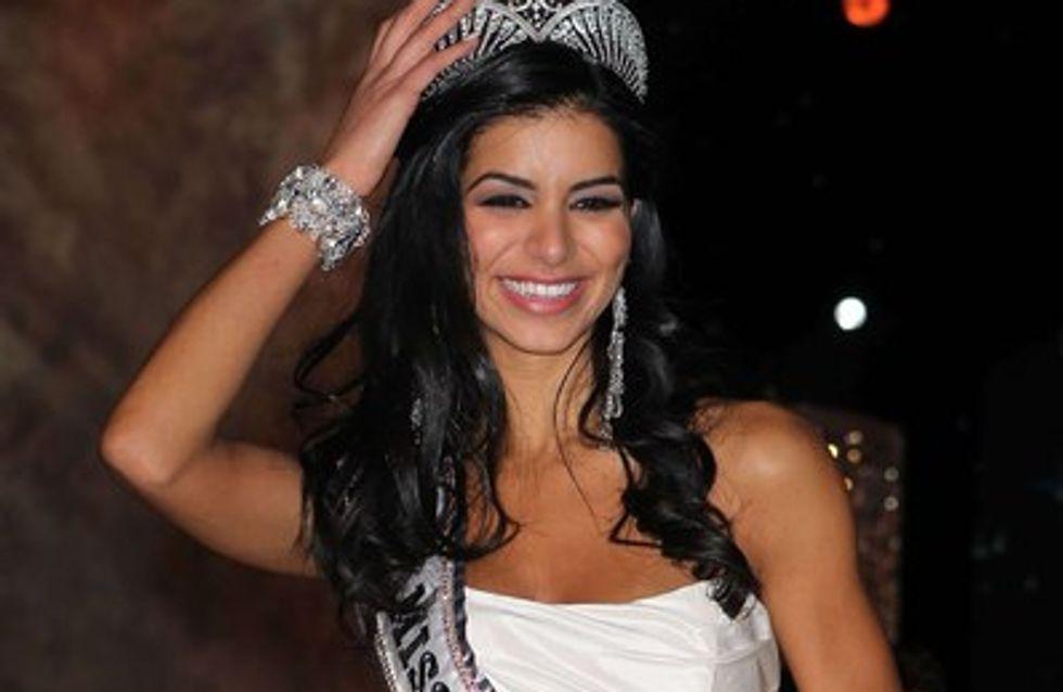 Une Miss USA d'origine arabe au coeur de la polémique