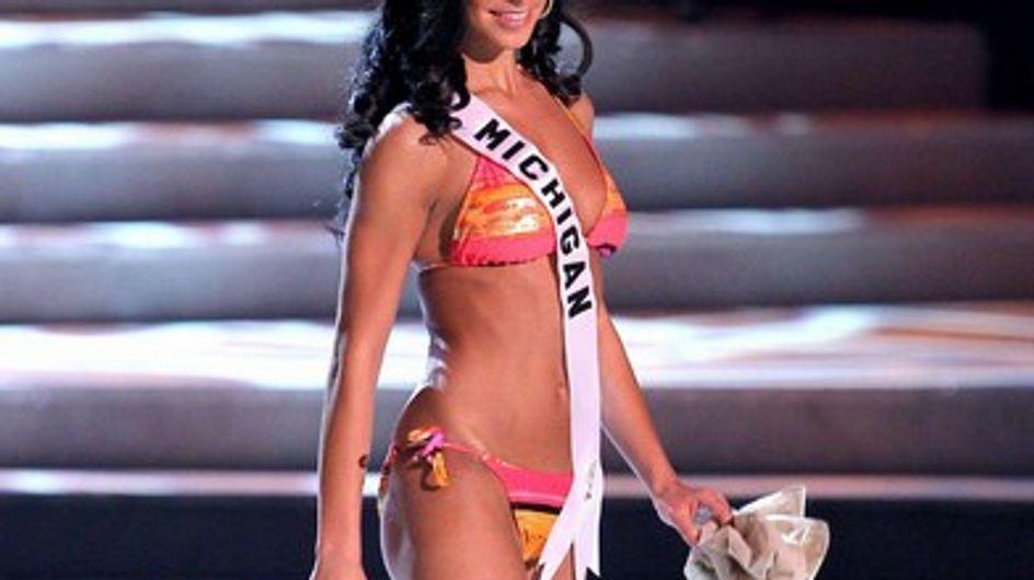 Miss USA, une bombe accusée de terrorisme