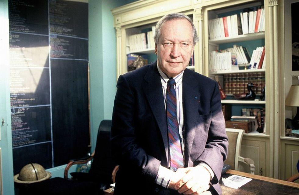 Robert Laffont, le grand-père de l'édition, est mort