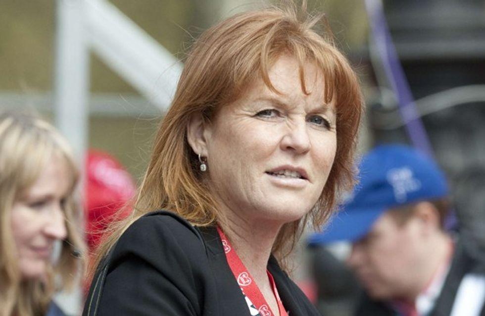 Sarah Ferguson a voulu vendre son ex-mari
