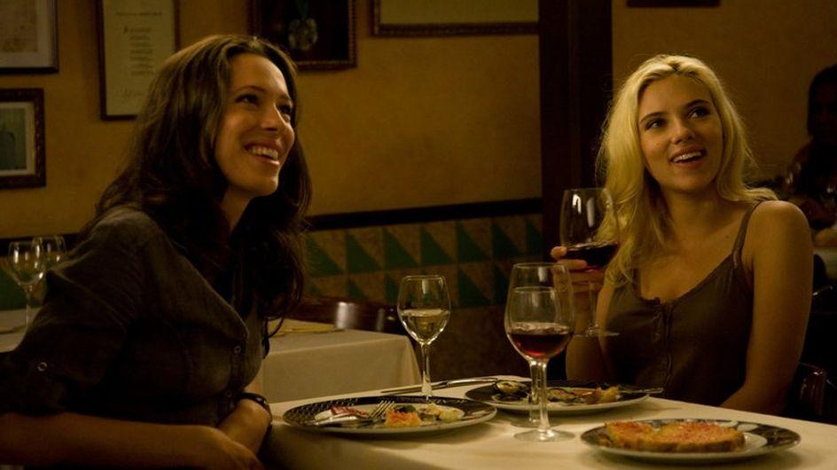 Scarlett Johansson : elle cuisine, son mari repasse