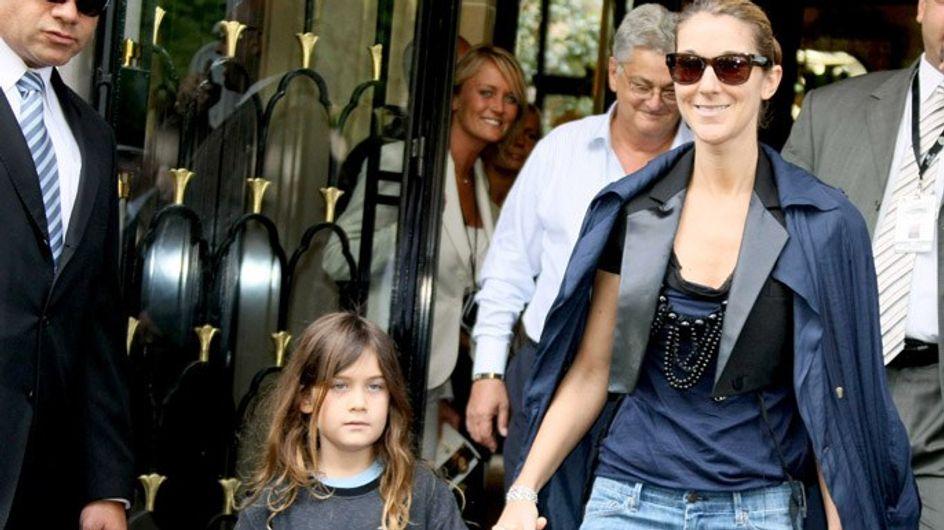 Céline Dion enceinte : et René Charles dans tout ça?