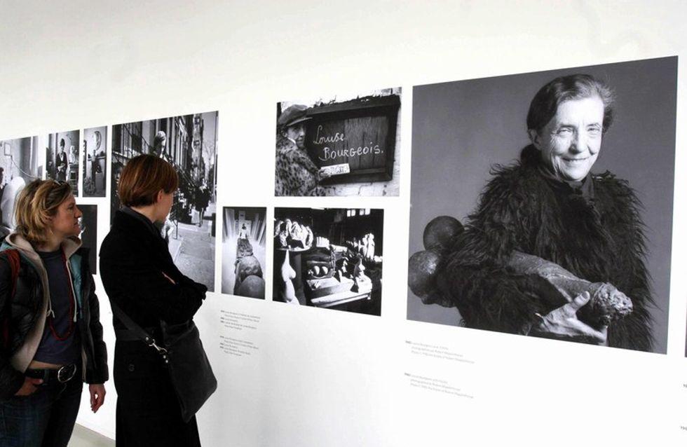 L'artiste Louise Bourgeois est morte