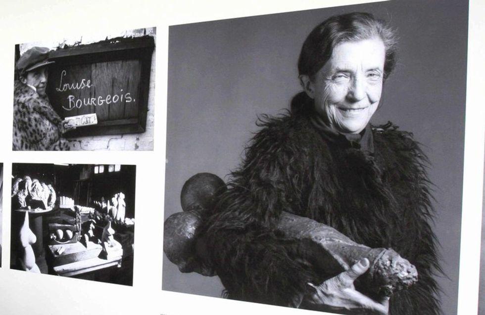 Derniers hommages à Louise Bourgeois